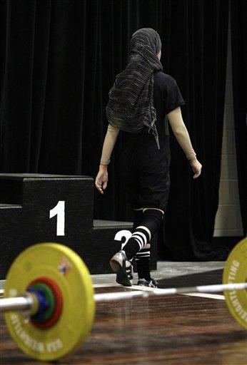 Nationals Abdullah Weightlifting