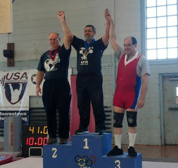 March 2013 Training & Competition + other news