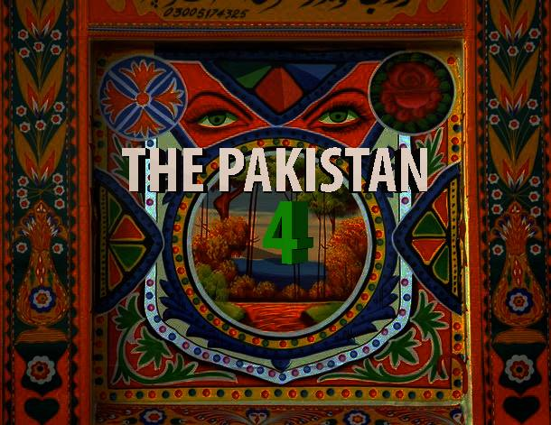 Pakistan Four – Documentary teaser trailer