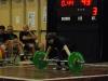 43kg snatch attempt